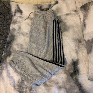Adidas cropped sweats
